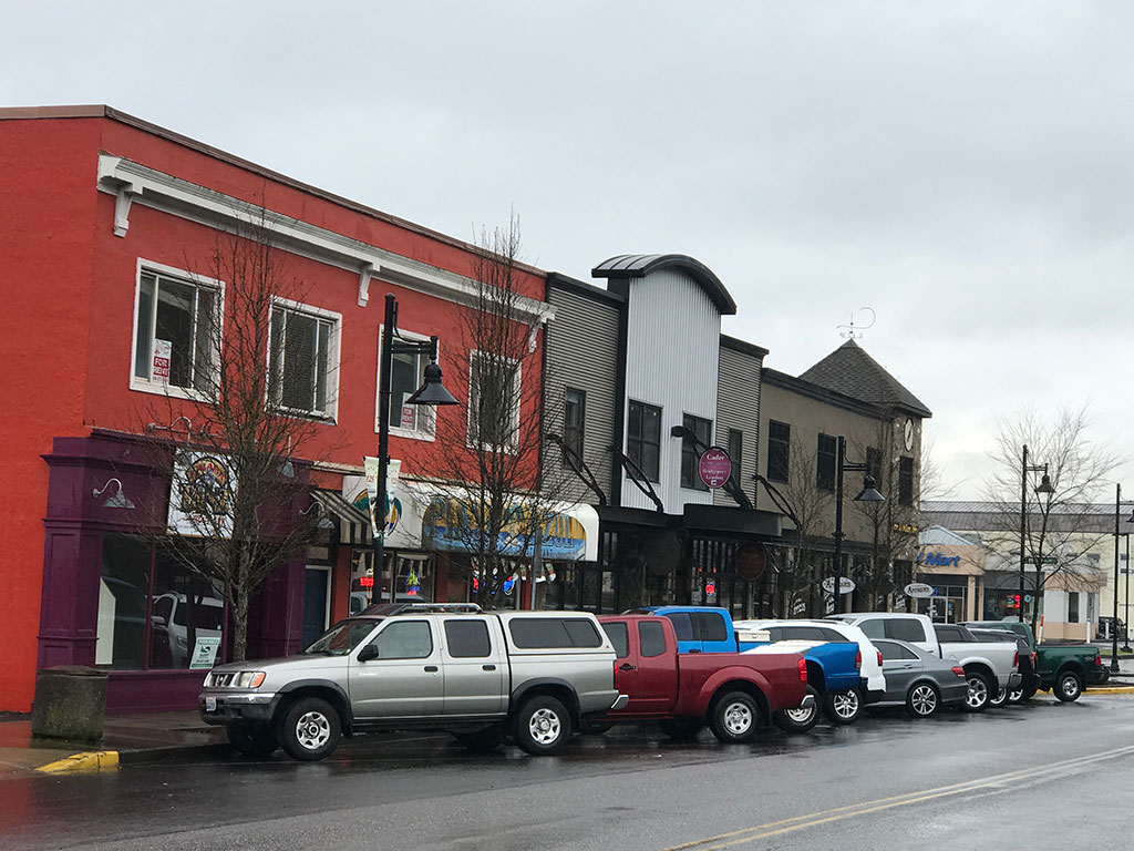 Downtown Kalama
