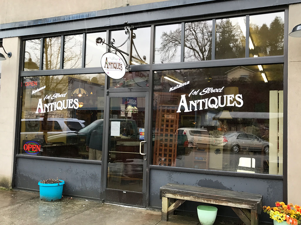 First Street Antiques