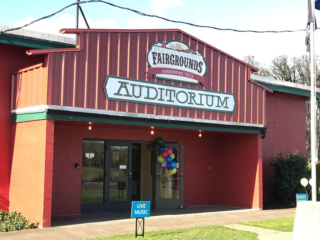 Benton County Fairgrounds