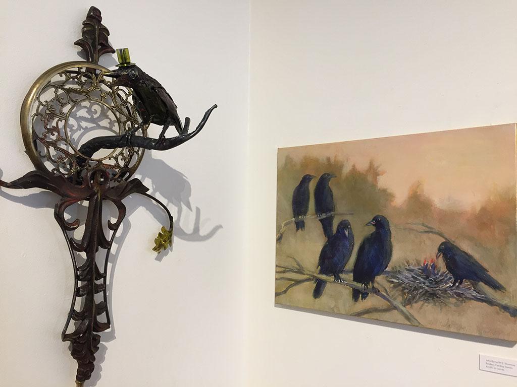Crow Display