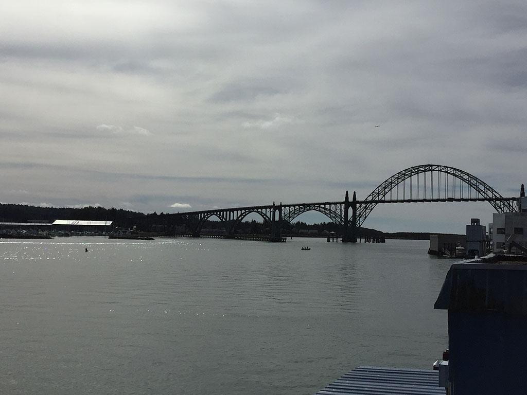Bayfront Bridge View