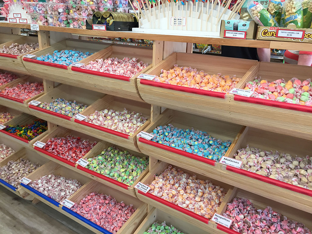Bayfront Candy Store