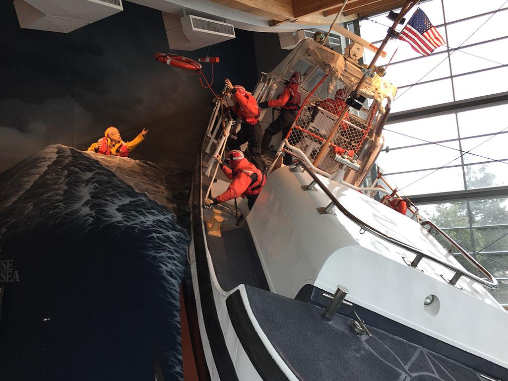 CRMM CG Rough Sea Rescue