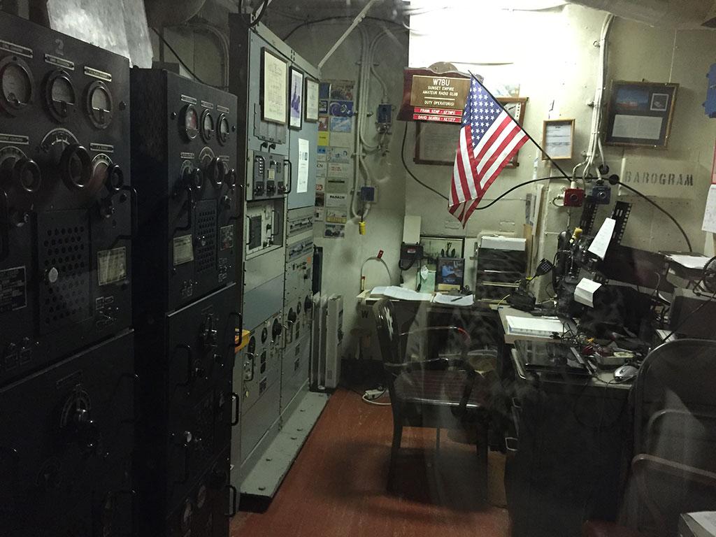 CRMM lC Radio Room