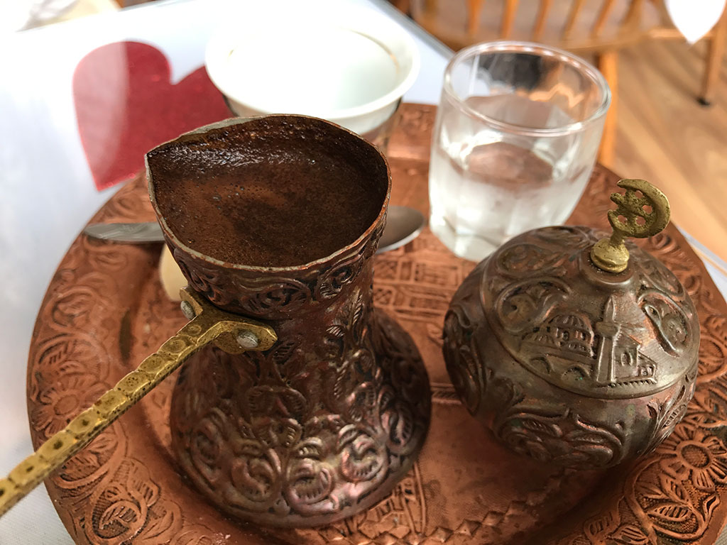 Drina Daisy Bosnian Coffee