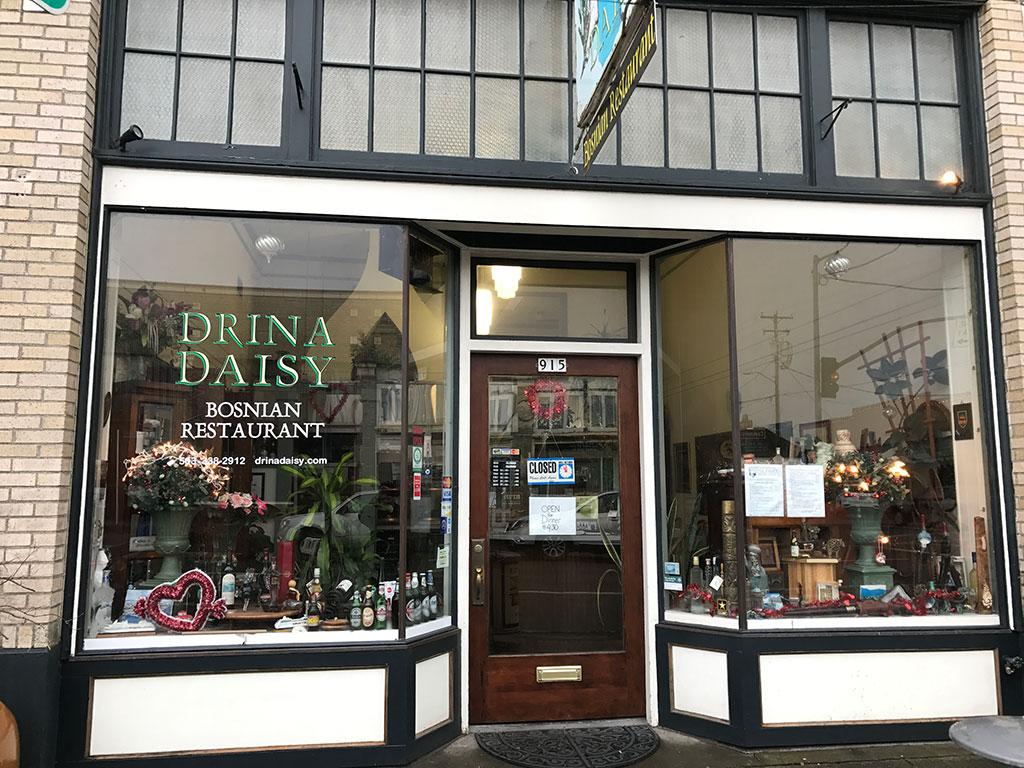 Drina Daisy Exterior