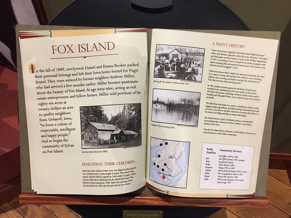 HHM Fox Island