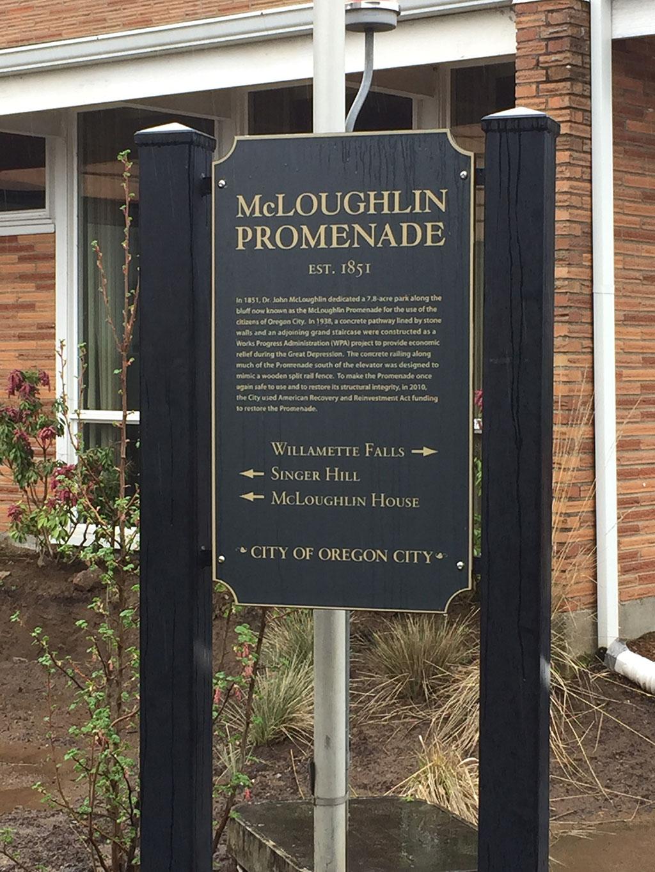 McLoughlin Promenade