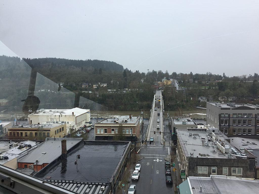 Municipal Elevator View