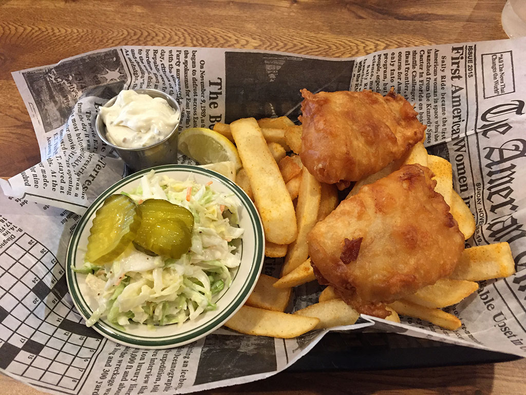 Nana's Fish-n-Chips
