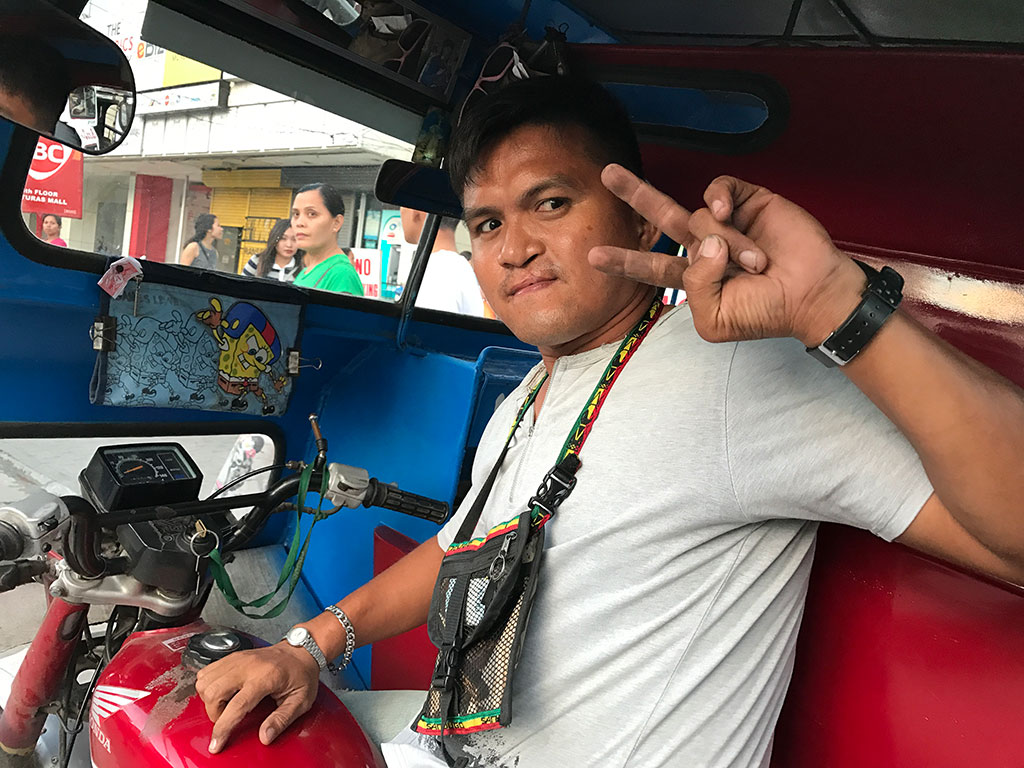 Elmar The Tricycle Driver