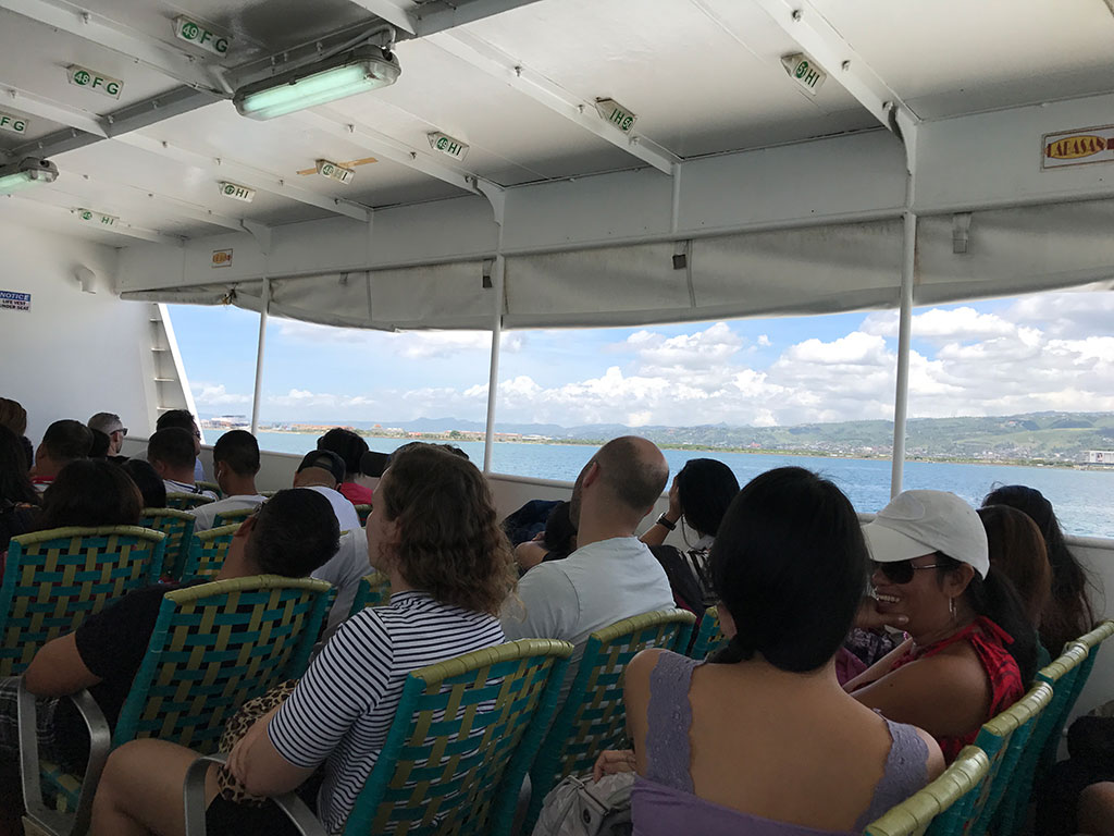 Ferry To Bohol