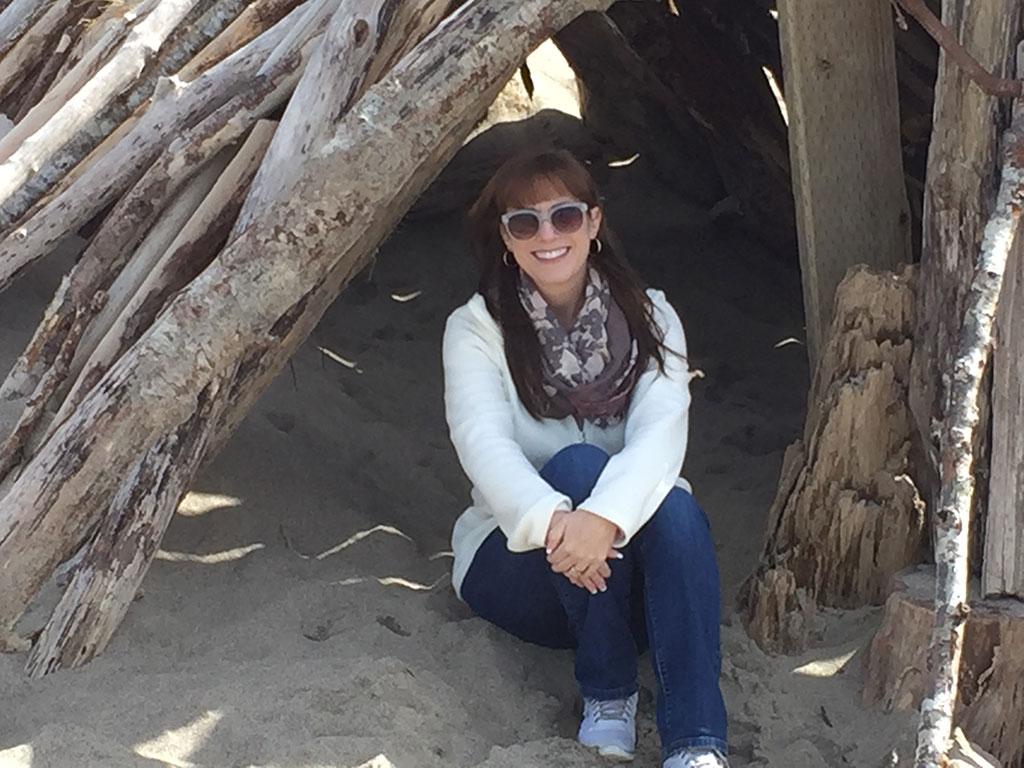 Mumzies at Lincoln City Beach