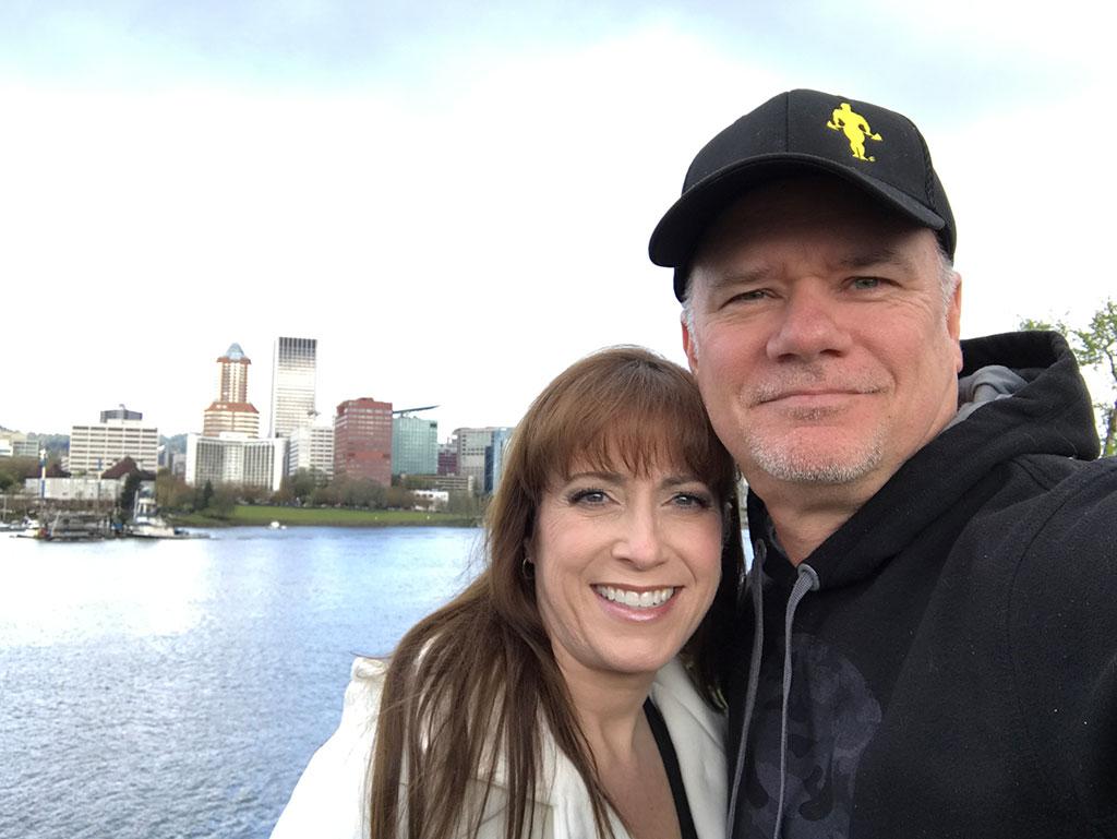 Portland & Willamette River