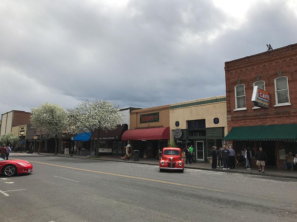 Downtown Pendleton