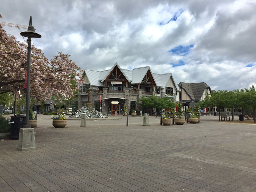 Lake Oswego Plaza