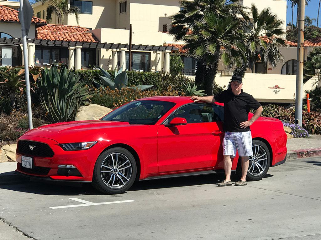 Mustang Papa